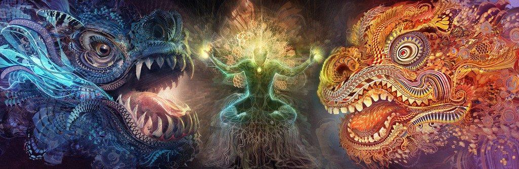 Ашрайа йоги - прибежище для человека