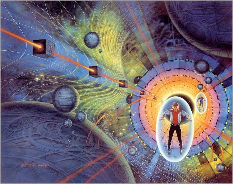Планы Сознания или мостики к осознанности