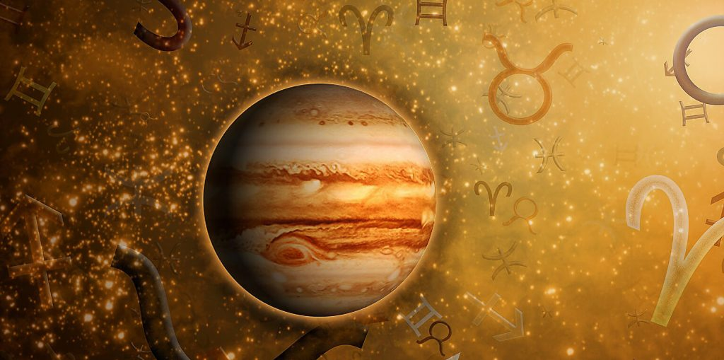 Юпитер, Гуру, авторитет, 9 дом